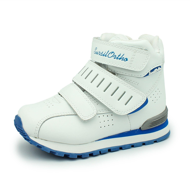 019e697c6 Детская ортопедическая обувь Сурсил 65-001, белый, Sursil-Ortho ...