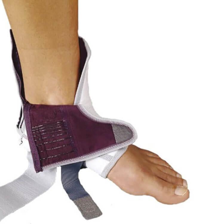 Ортез на голеностопный сустав push 2.20.1 цена массаж при эпикондилите локтевого сустава видео
