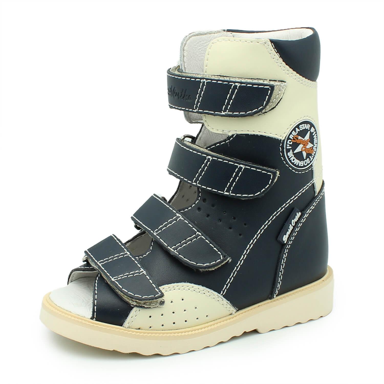 3d931435b Детская ортопедическая обувь высокой стабилизации Сурсил 13-120  Sursil-Ortho ...