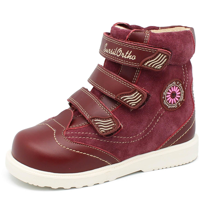 279785281 Детская ортопедическая обувь при варусе Сурсил AV23-217 Sursil-Ortho ...