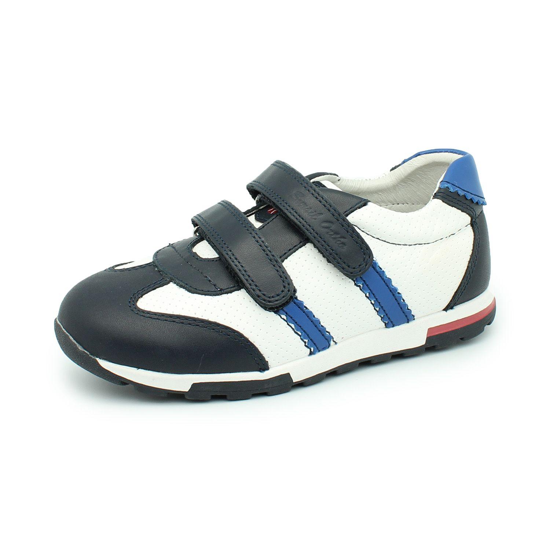 79877410 Детская ортопедическая обувь Сурсил 55-169, белый/синий, Sursil ...