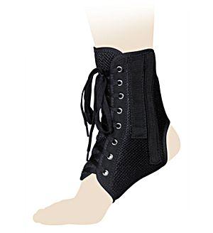 Ортез на голеностопный сустав со шнуровкой ортез для голеностопного сустава хлопок 100